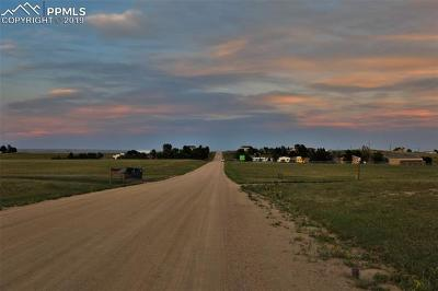 Peyton Residential Lots & Land For Sale: 16395 Stage Stop Road