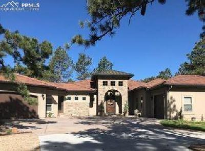 Colorado Springs Single Family Home For Sale: 4357 Settlers Ranch Road
