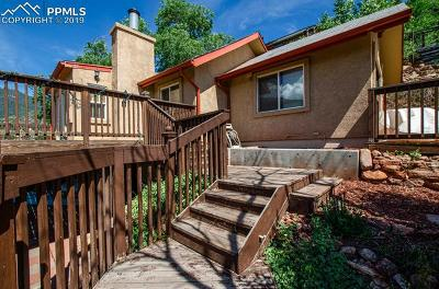 El Paso County Single Family Home For Sale: 123 Pinon Lane
