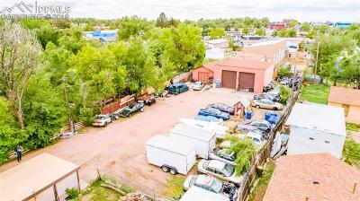 Colorado Springs Residential Income For Sale: 2423 E St Vrain Street