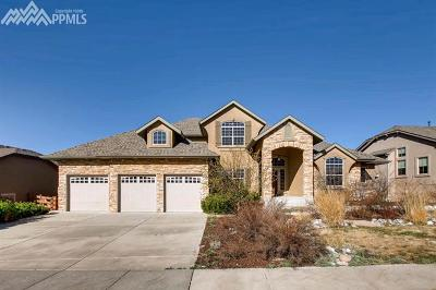 Monument Single Family Home For Sale: 16656 Curled Oak Drive