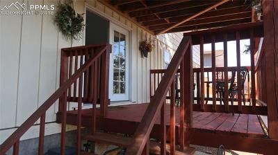 El Paso County Rental For Rent: 165 Clarksley Road #lower