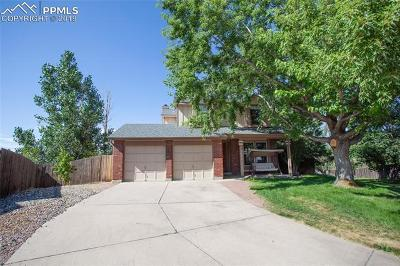 Single Family Home For Sale: 8630 Avens Circle