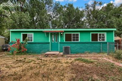 El Paso County Single Family Home For Sale: 1204 Idylwood Drive