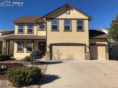 Peyton Single Family Home For Sale: 10436 Ross Lake Drive