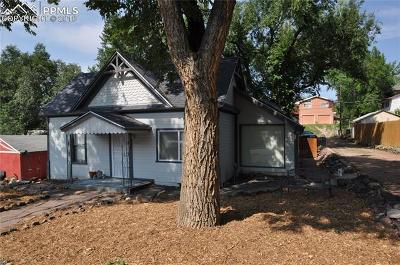 Old Colorado City Single Family Home Under Contract - Showing: 2724 W Bijou Street