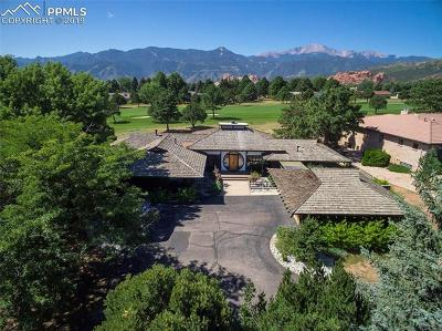 Colorado Springs Single Family Home For Sale: 5031 Lyda Lane