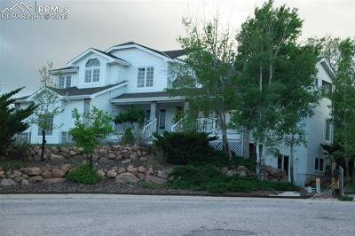 Peregrine Single Family Home For Sale: 8410 Tiaga Trail