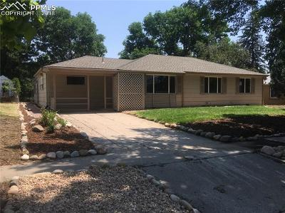 Single Family Home For Sale: 2133 Robin Drive