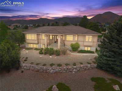 Mountain Shadows Single Family Home For Sale: 2525 Brogans Bluff Drive