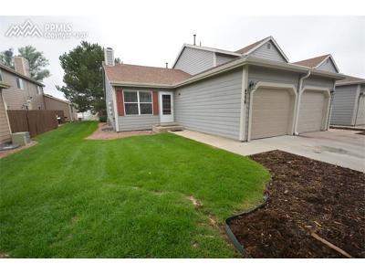 Colorado Springs Condo/Townhouse For Sale: 4239 Hunting Meadows Circle