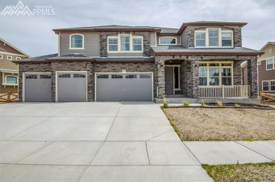 Colorado Springs CO Single Family Home For Sale: $594,999