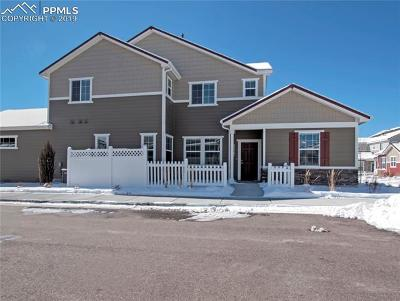 Colorado Springs Condo/Townhouse Under Contract - Showing: 8896 Emma Jean Point