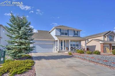 Peyton Single Family Home For Sale: 9374 Camargo Road