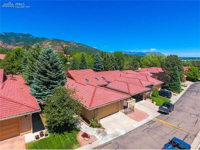 Colorado Springs Condo/Townhouse For Sale: 720 Count Pourtales Drive