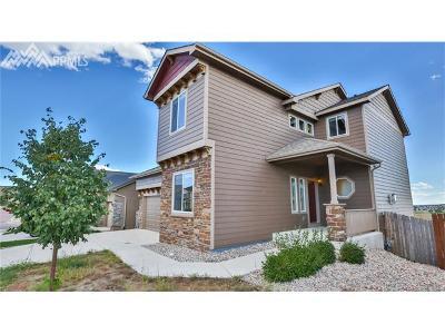 Fountain Single Family Home For Sale: 7777 Stockton Drive