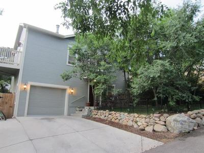 Manitou Springs Single Family Home For Sale: 1 Fairmont Avenue