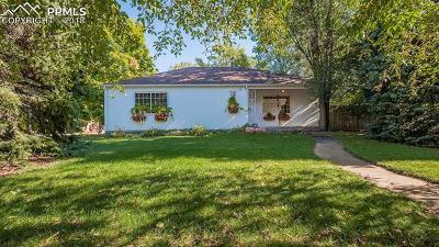Single Family Home For Sale: 902 E Monroe Street