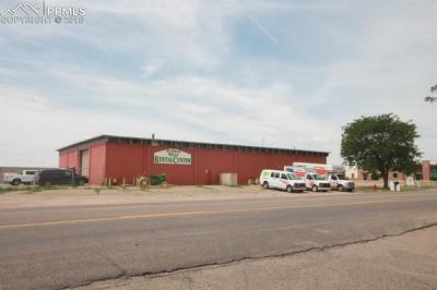 Commercial For Sale: 130 E Industrial Boulevard