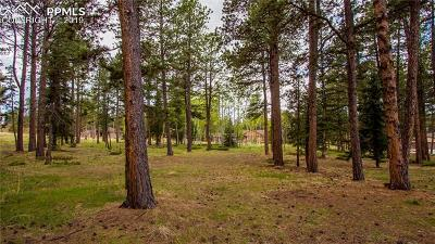 Woodland Park Residential Lots & Land For Sale: 630 Meadowlark Lane