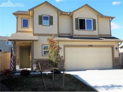 Peyton Single Family Home For Sale: 11776 Sedge Court