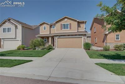 Single Family Home For Sale: 2304 Shady Aspen Drive