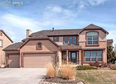 Single Family Home For Sale: 13735 Honey Run Way