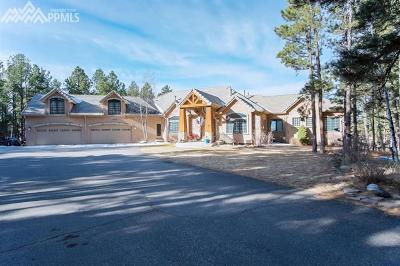 Single Family Home For Sale: 10510 Huntsman Road