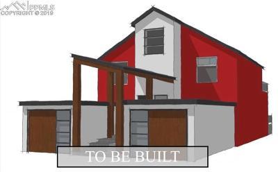 Colorado Springs Single Family Home For Sale: 423 W Van Buren Street