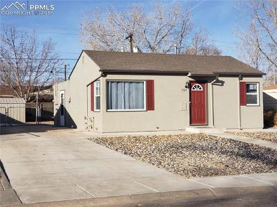 Pueblo Single Family Home For Sale: 1725 Morrison Avenue