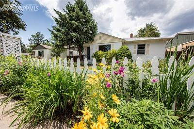 Colorado Springs Single Family Home For Sale: 914 N Meade Avenue