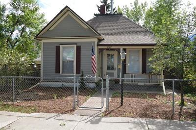 Colorado Springs Single Family Home For Sale: 2307 W Pikes Peak Avenue