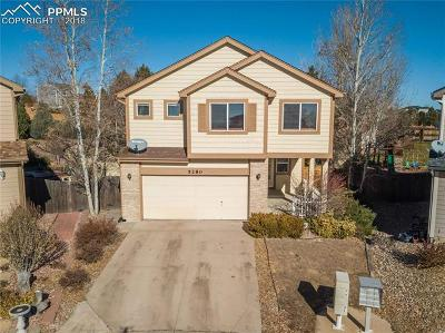 Colorado Springs Single Family Home For Sale: 5280 Oats Court