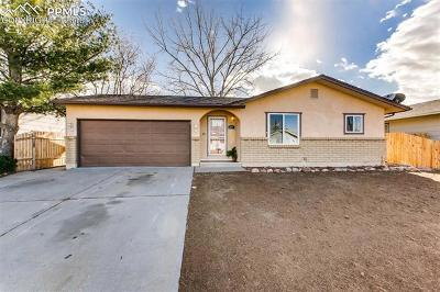 Pueblo Single Family Home For Sale: 29 Wheatridge Drive