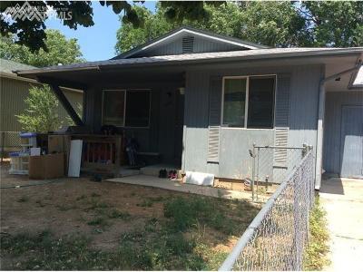 Colorado Springs Multi Family Home For Sale: 2866 Carmel Circle