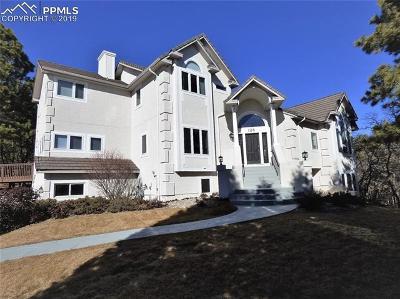 Colorado Springs Single Family Home For Sale: 128 Brigham Court