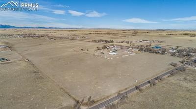 Calhan Residential Lots & Land For Sale: Highway 94 Highway