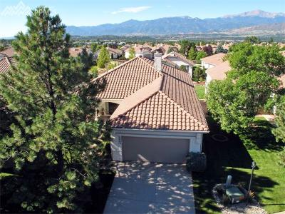 Colorado Springs Condo/Townhouse For Sale: 2663 Marston Heights