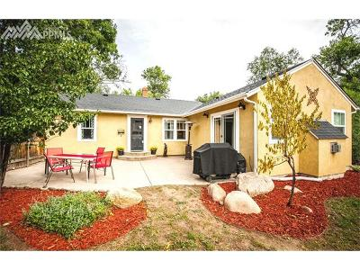 Single Family Home For Sale: 1104 W Cheyenne Road