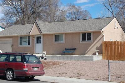 Colorado Springs Single Family Home Under Contract - Showing: 227 Longfellow Drive