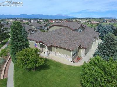 El Paso County Condo/Townhouse For Sale: 6439 Range Overlook Heights