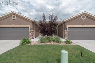 Colorado Springs Condo/Townhouse For Sale: 6651 Young Oak Grove