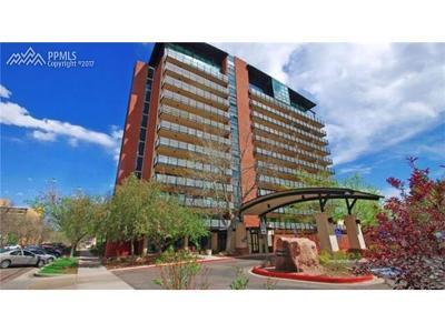 Colorado Springs Condo/Townhouse For Sale: 417 E Kiowa Street #1204