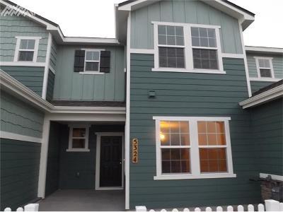 Colorado Springs Condo/Townhouse For Sale: 5324 Wild Sage Grove