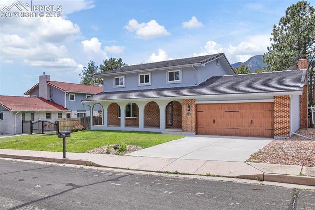 115 Clubridge Place Colorado Springs Co Mls 4341261