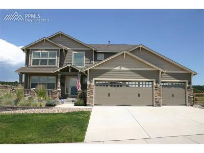 Promontory Pointe Single Family Home For Sale: 15531 Short Line Court