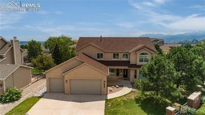 Mountain Shadows Single Family Home For Sale: 2425 Vanreen Drive