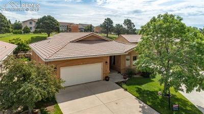 Colorado Springs Single Family Home For Sale: 2467 Spanish Oak Terrace