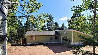 Woodland Park Single Family Home For Sale: 364 Gardenia Road