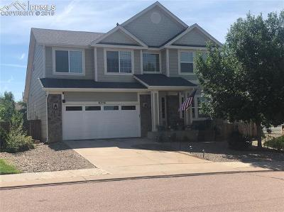 Fountain Single Family Home For Sale: 8356 Brook Valley Drive